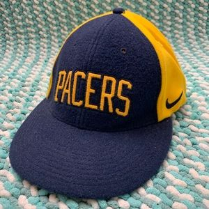 Indiana Pacers Nike hat